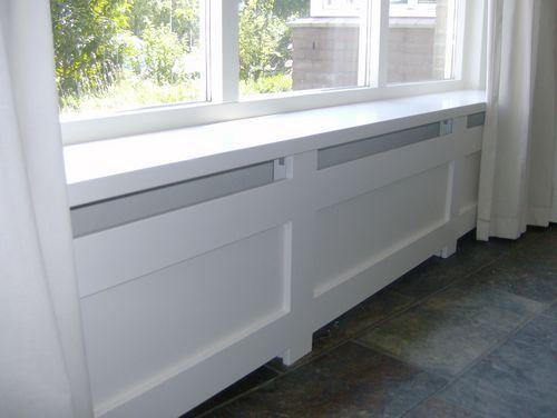 Brede vensterbank afwerking verwarming huis for Vensterbank praxis