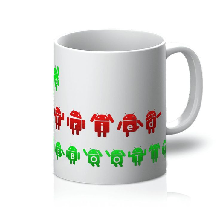 Computer, Have you tried rebooting? Mug