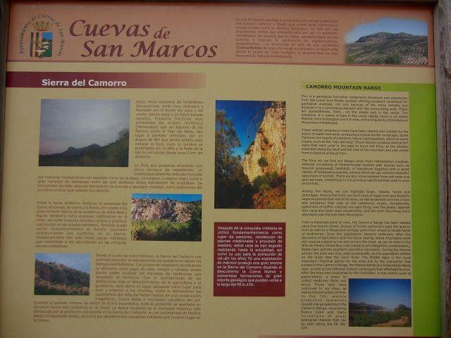 Cuevas de San Marcos