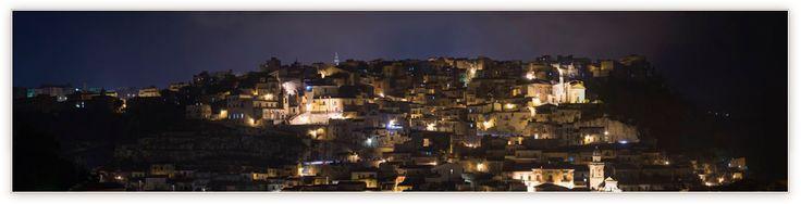 Ibla by night