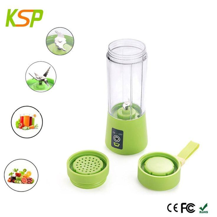 380ml Mini Electric Portable Blender Joyshaker Bottle Bottledjoy Juicer Professional