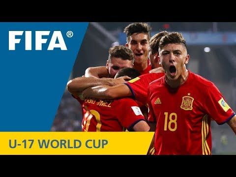 Match 50: Mali v Spain – FIFA U-17 World Cup India 2017 - FIFA News Videos