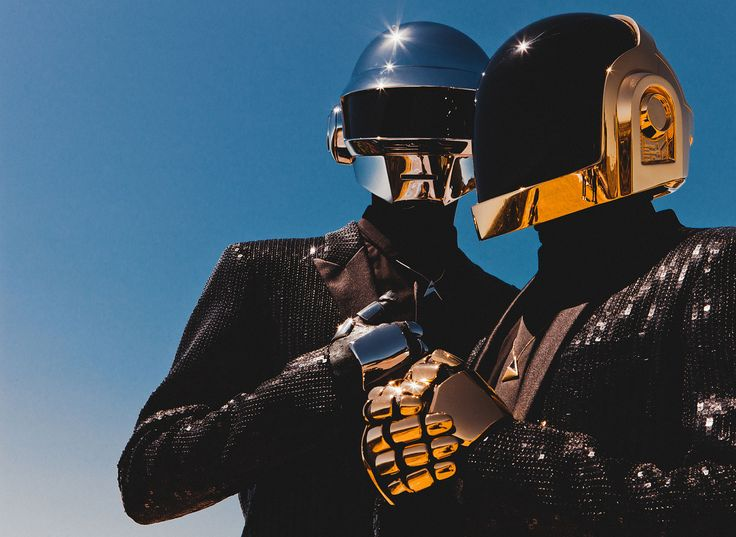 Daft Punk: The Producers