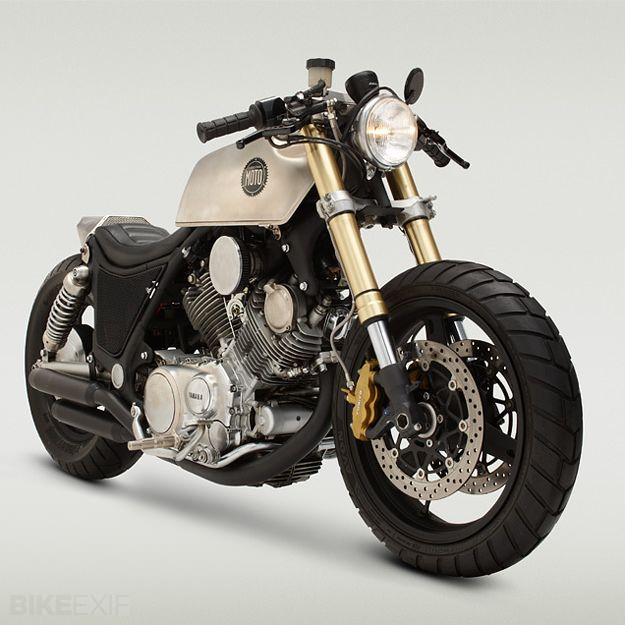 Yamaha XV1100 by Classified Moto - via Bike EXIF