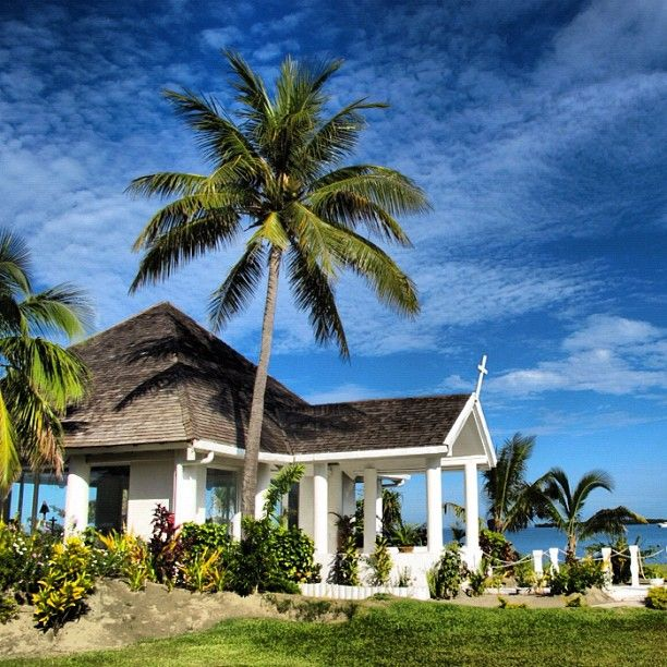 Wedding Chapel Denarau Fiji I Am In Love With This Place