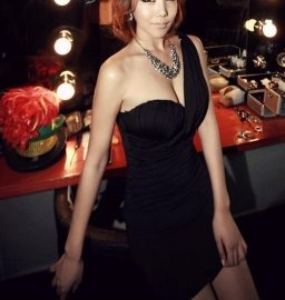 New Arrival Sexy One Shoulder Dress $26.37