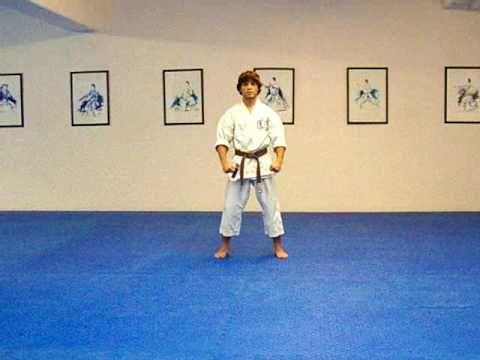 Taikyoku Yondan Shotokan Karate Kata