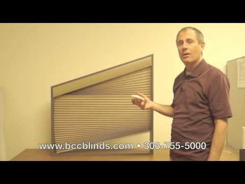 Arched Blinds and Angled Shades | Motorized Blinds | Moveable Shades | Operable Blinds