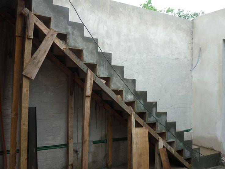 #Escalera #EnObra #arquitectura