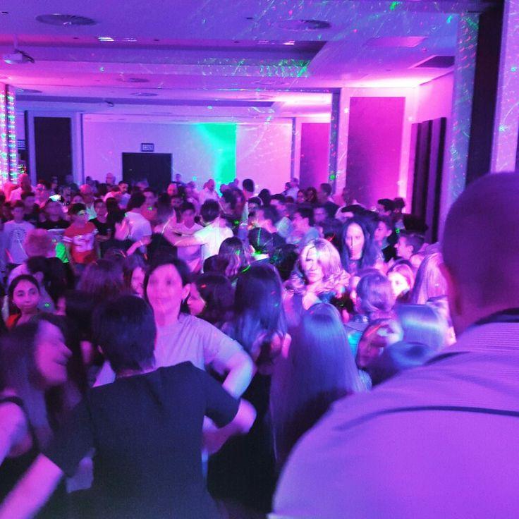 Party time with Urban Entertainment #purplelighting #uvlighting #pinklighting #party #dj #mobiledj #urbanentertainment