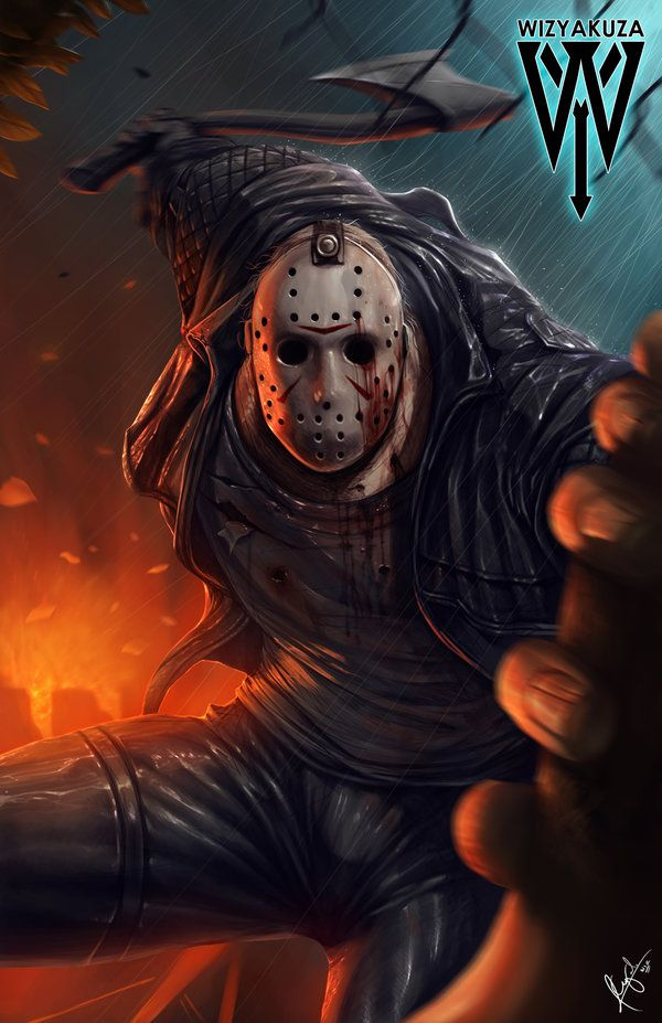 Jason Voorhees - Friday the 13th - Ceasar Ian Muyuela