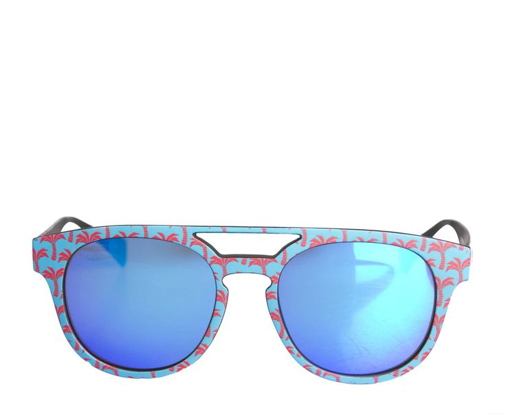 Eyeye - Italia Independent ISO14 Sunglasses Unisex Spring - Summer 2015  at www.themintcompany.com