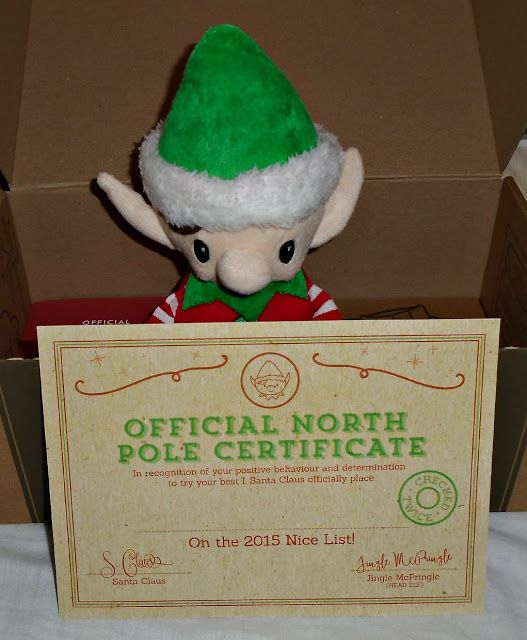Tantrums To Smiles: Santa's little Elf **REVIEW** Create a little more Christmas magic to your Christmas countdown this year my adding an elf to your home! He comes with his own bed, and passport as well as a nice list certificate, reward chart and more! Find out more about it on my blog ....