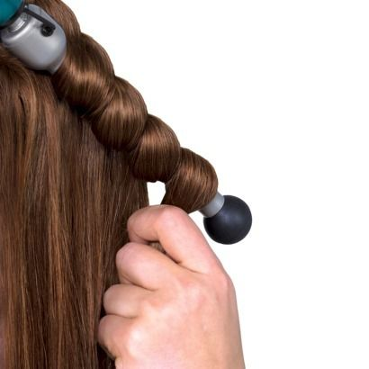 Bed Head Rock-n-Roller 2-in-1 Bubble Curling Iron Wand... I wonder if this work? The reviews are pretty good!