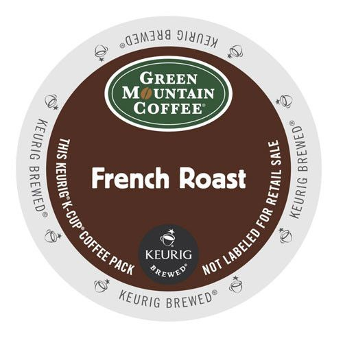 Green Mountain Coffee® French Roast Coffee K-Cup® Pod