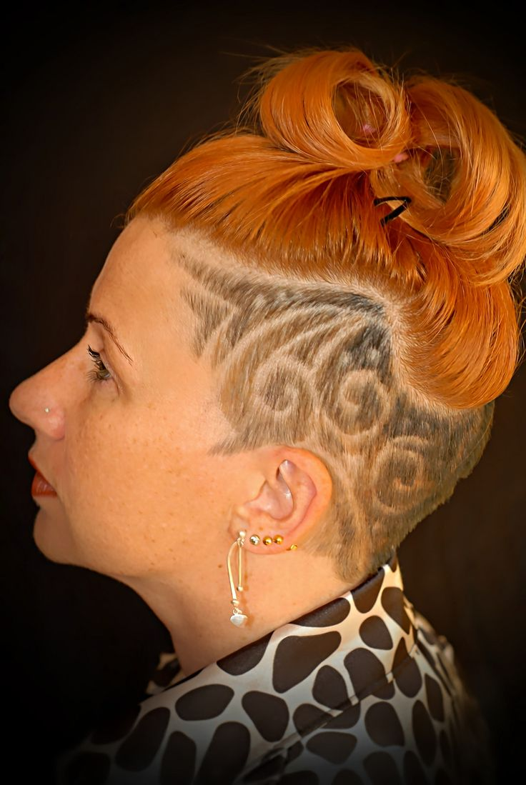 Best hairtattoo tribal swirls images on pinterest
