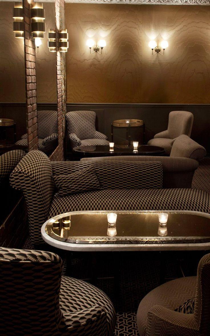 Un restaurant d cor par doroth e meilichzon d coration - Deco cuisine new york ...