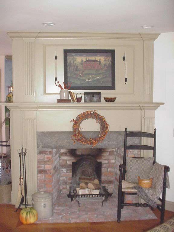 Interior Spaces Colonial Primitive Home Decor