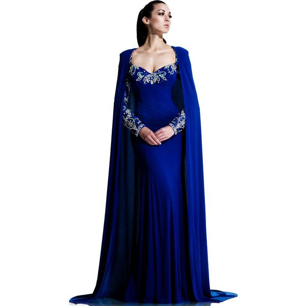 17 beste ideeën over Royal Blue Long Dress op Pinterest ...