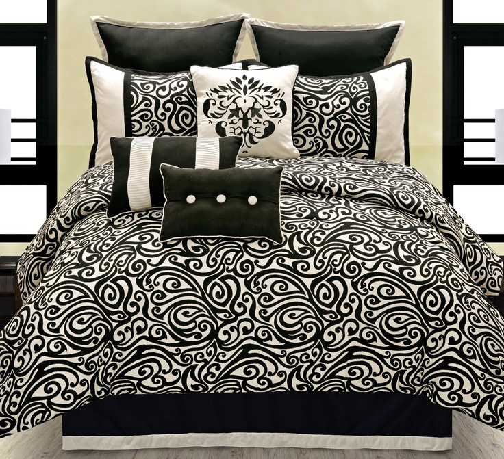 Bedroom Cabinet Designs Ideas Bedroom Ceiling Lights Ideas Bedroom Designs For Couples Black And White Damask Bedroom: 17 Best Images About Beautiful Comforters On Pinterest