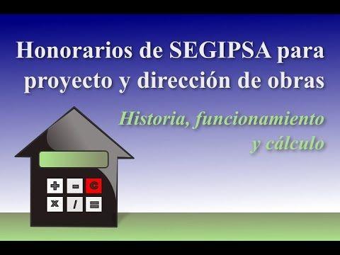 Consejos útiles para promotores inmobiliarios: Honorarios de los arquitectos de…
