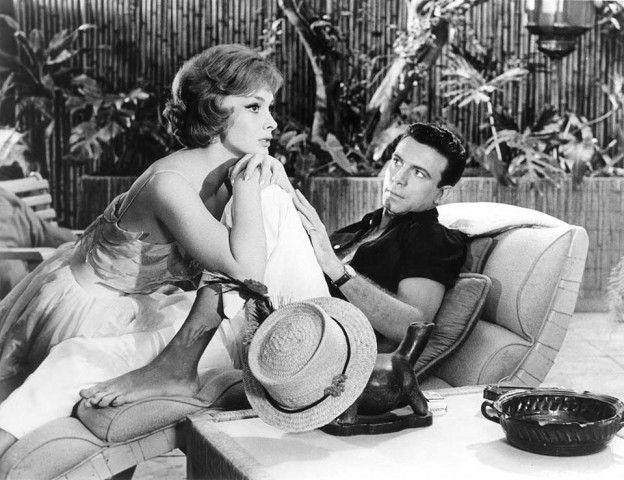 In Va nuda per il mondo, Gina Lollobrigida si cimenta nel ruolo della prostituta Giulietta Cameron, di cui si innamora il ricco imprenditore Nick Stratton, interpretato da Anthony Franciosa. Dalla stessa sceneggiatura sarà tratto il grande successo Pretty Woman.