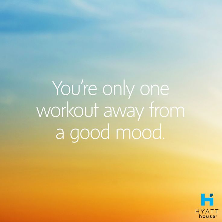 Get energized in our 24-hour Workout Room and let movement be your mood changer.