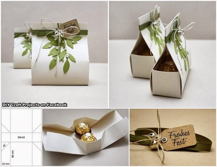 DIY Gift Packing Ideas