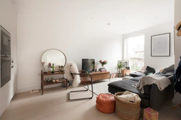 Scandinavian Style Modern One Bedroom Apartment Apartments For Rent In Greater Lo Cheap Apartments In London One Bedroom Apartment Central London Apartments