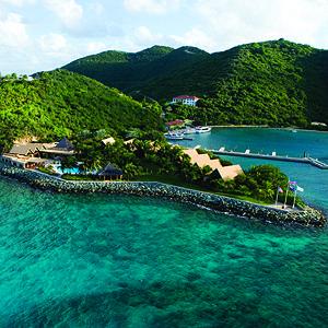 Top 10 Romantic Caribbean Retreats | British Virgin Islands: Peter Island Resort | CoastalLiving.com