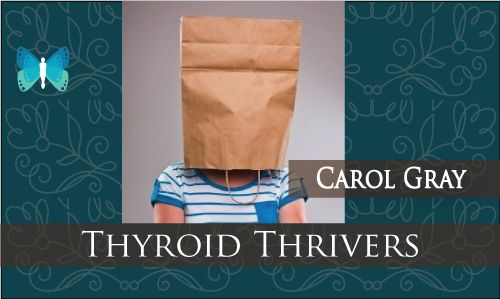 Hypothyroid Craziness And The Crazy Thyroid Lady