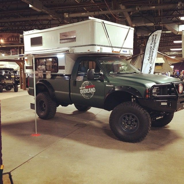 Build A Truck Ford: Mainline Overland. Ford F250 Super Duty, ICON Vehicle