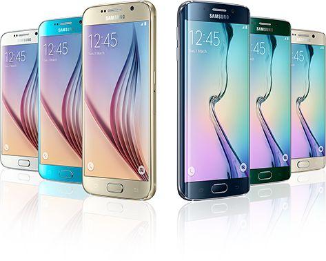 Galaxy S6 & Galaxy S6 Edge | The Latest Samsung Galaxy Smartphones