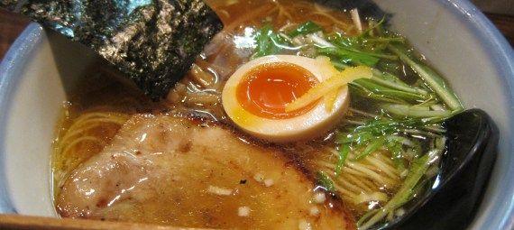 Yuzu ramen - world's best! Verdens bedste yuzu ramen suppe