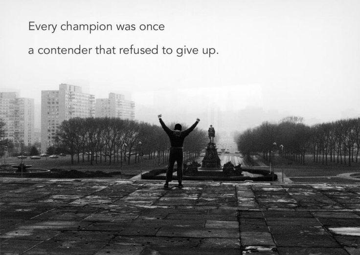 Rocky Balboa Quote! | Quotable Quotes | Pinterest | Rocky ...