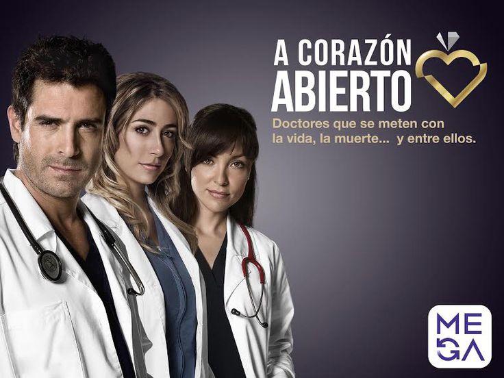 Doctores que protegen sus propios corazones Una producción colombiana que lideró el rating mundial, y no te puedes perder.