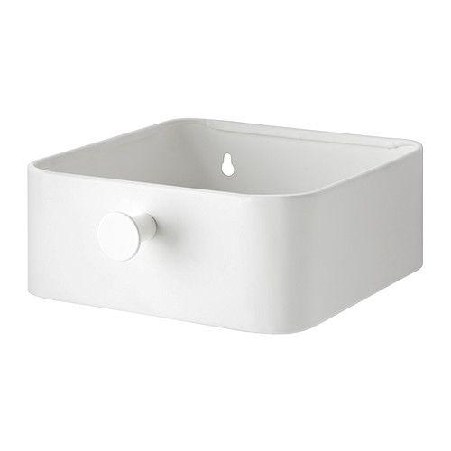 IKEA - ENUDDEN, Rangt mural av bouton, Occupe peu de place et vous aide à organiser les objets de petite taille.