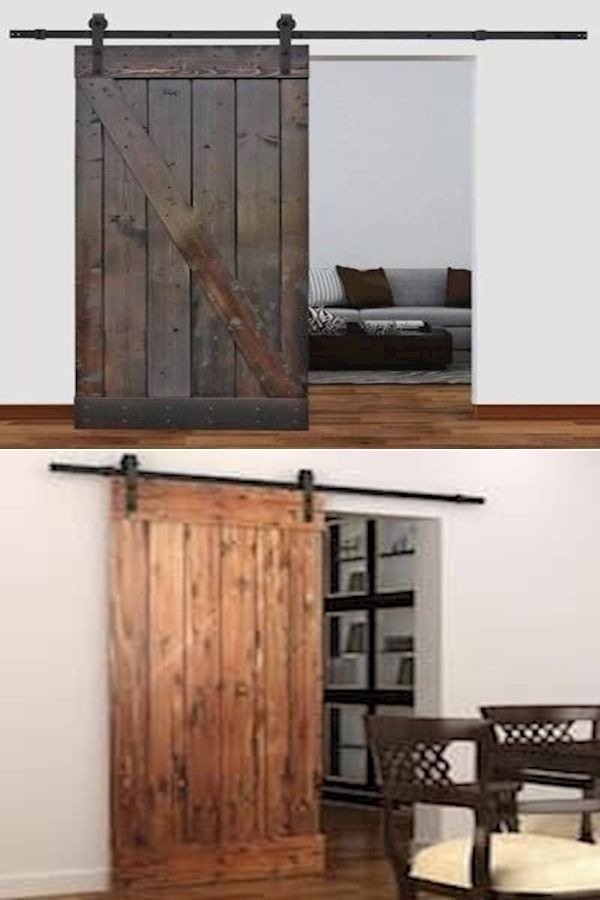 Sliding Shed Door Kit Pole Barn Sliding Door Hardware Indoor