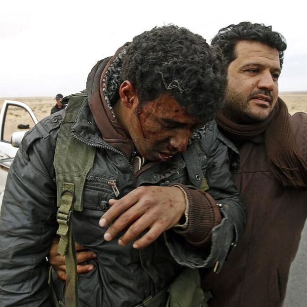 Libya: 5 years since the Spring #RasLanuf - by Goran Tomasevic