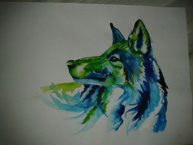 Water Wolf ;-)