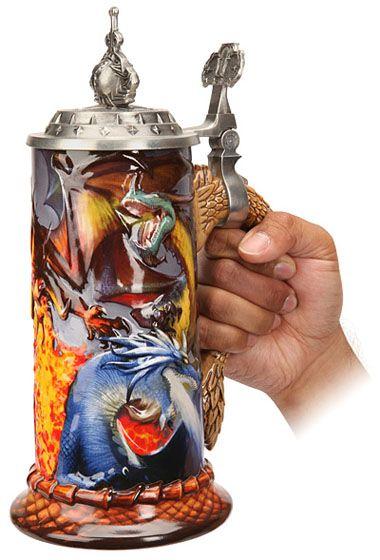 World of Warcraft Stoneware Stein
