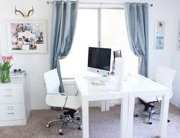 home office for two desks - Google Search