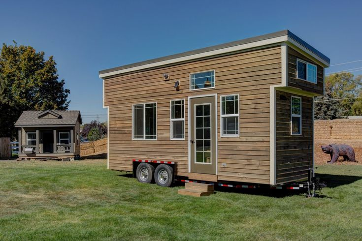 Mouse House Tiny Homes Showroom Model For Sale: $68K
