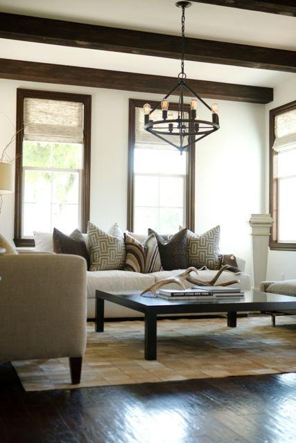 38 best Dealing with our oak trim images on Pinterest | Oak trim, Dark wood  trim and American craftsman