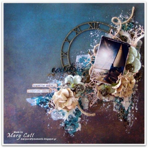 Layout by Mary Catt