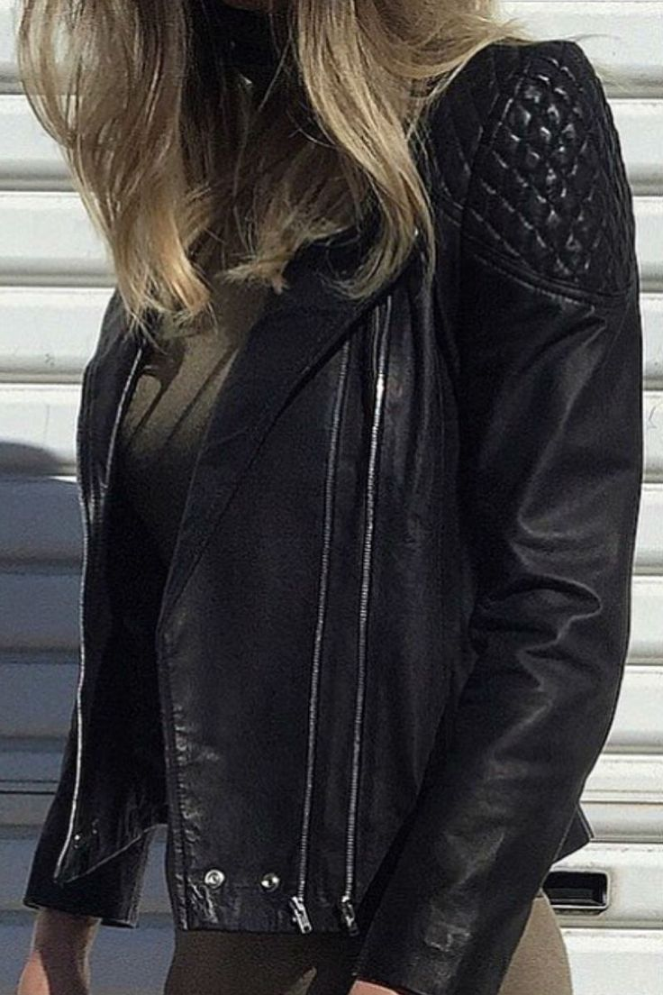 Zaliah - One & Only Biker Jacket