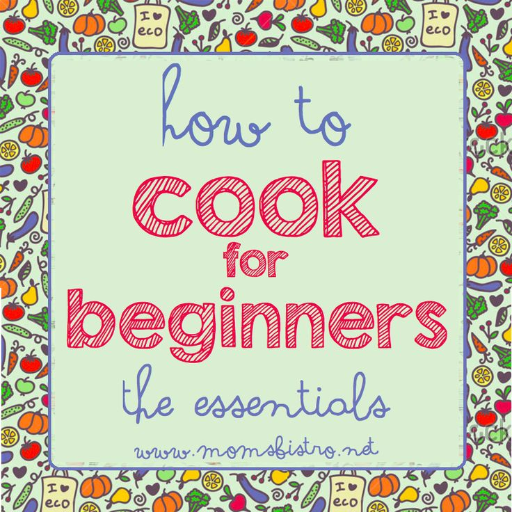 1000 ideas about beginner cooking on pinterest sushi for Easy cooking for beginners