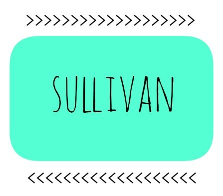 40 Last Names As First Names | I love this idea!! #Sulli