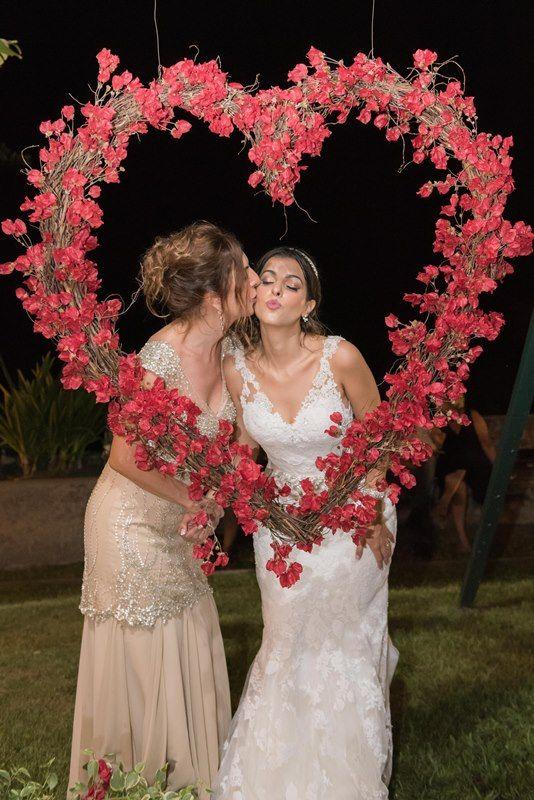 Casamento rústico - Mãe da noiva - Foto: Marina Fava