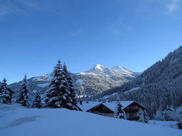 #Mittelberg Kleinwalsertal in Austria